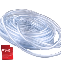 "7/16"" ID X 9/16"" OD X 1/16"" Wall Clear Beverage Tubing"