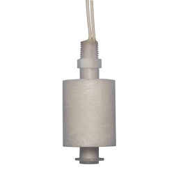 Full Vertical Single Point Polypropylene Liquid Level Switch