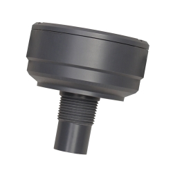 "PVC Mini Ultrasonic Sensor with 4"" - 72"" Range"