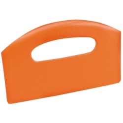 Orange Bench Food Scraper