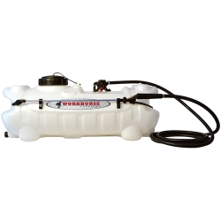 15 Gallon Economy Spot Sprayer with Wand & 1 GPM Pump