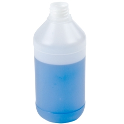 100mL HDPE Tamper Evident Bottles & Caps