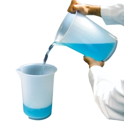 2-1/2 Gallon (10 liter) Large Volume Beaker