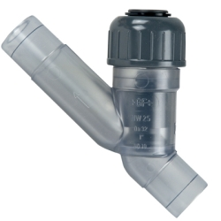 "1-1/4"" Y-Check Valve Viton™ Seal"