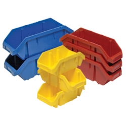"Short Dividers for 9-1/2""L x 6-5/8""W x 5""H Bins"
