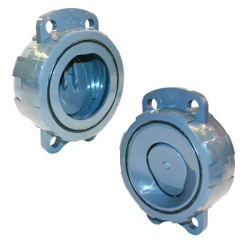 "2"" Hayward® WCV Series Wafer Check Valve with EPDM Seals"