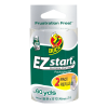 "1.88"" x 50 Yards EZ Start Refill 2 Pack- 1 Hand Operation"