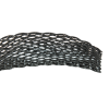 "1"" Heavy Duty Polynet Netting- Black"