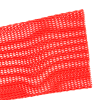 "2-1/2"" Heavy Duty Polynet Netting- Red"