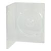 Single Amaray® Ultra Clear Premium DVD Case with Y Hub