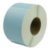 "4"" W x 6"" L Blue Thermal Transfer Rolls- Case of 4 Rolls"