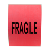 "6"" x 4"" Fragile Shipping Labels- 500 per Roll"