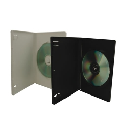 Single DVD Cases with Full Sleeve