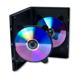 Amaray® II DVD Cases