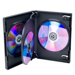 VERSApak Multiple Discs DVD Cases