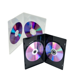 Slimline 2 Disc DVD Cases