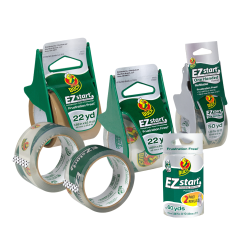 EZ Start® Packaging Tape & Dispensers