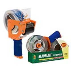 Duck® BladeSafe® Tape Gun with HP 260™ Packaging Tape