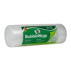 "3/16"" x 24"" x 35' Clear Bubble Wrap®"