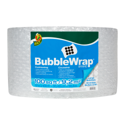 "5/16"" x 12"" x 15' Clear Bubble Wrap®"