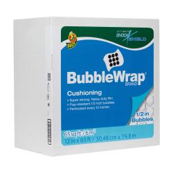 "1/2"" x 12"" x 65' Clear Bubble Wrap®"