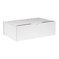 "13"" x 9"" x 4"" Self-Locking Mailing Boxes- Case of 25"