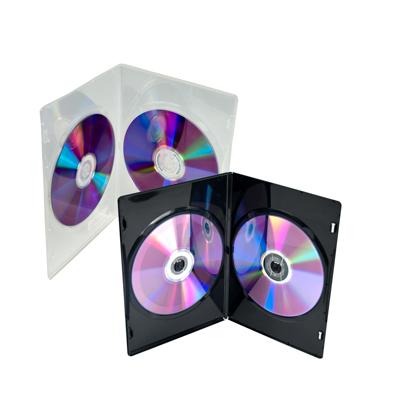 Slimline 2 Disc DVD Cases