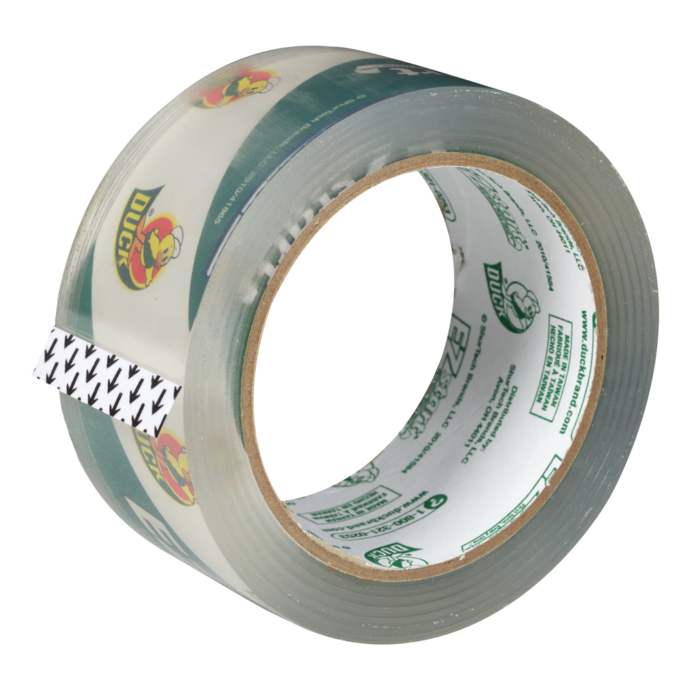 """1.88"""" x 60 Yards EZ Start Clear Packaging Tape"""