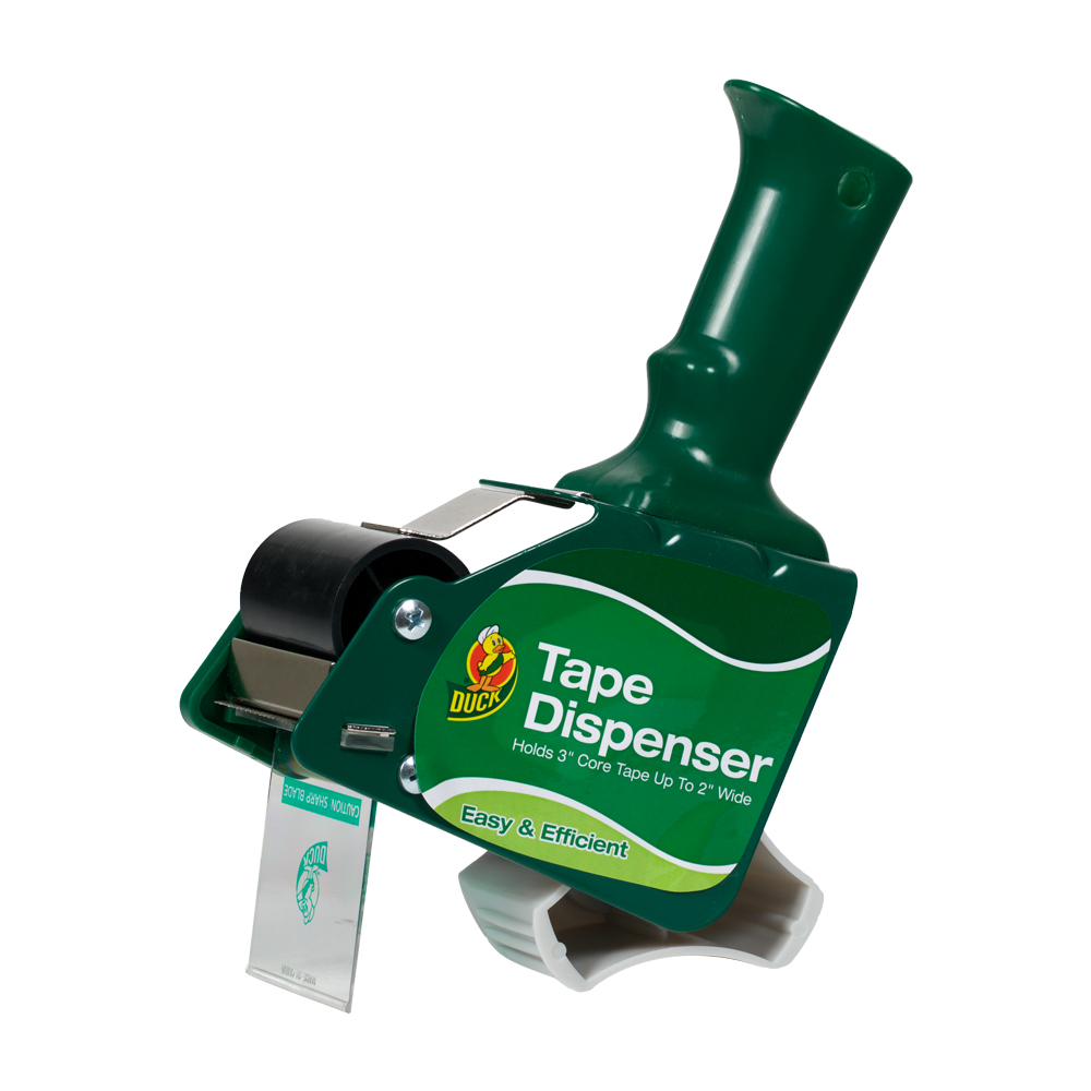 "Duck® 2"" Green Tape Gun Dispenser"