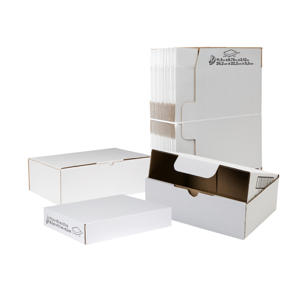 Duck® Self-Locking Mailing Boxes