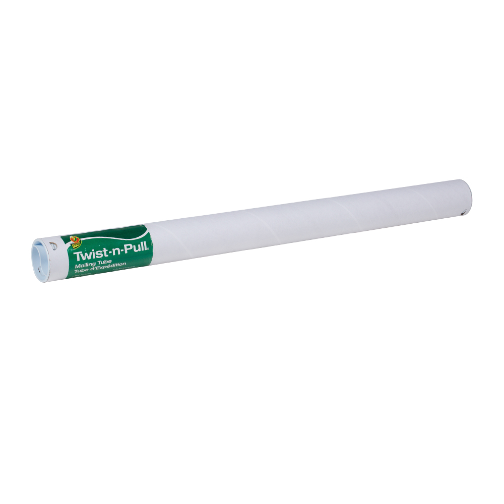 Duck® Twist-n-Pull® Mailing Tube
