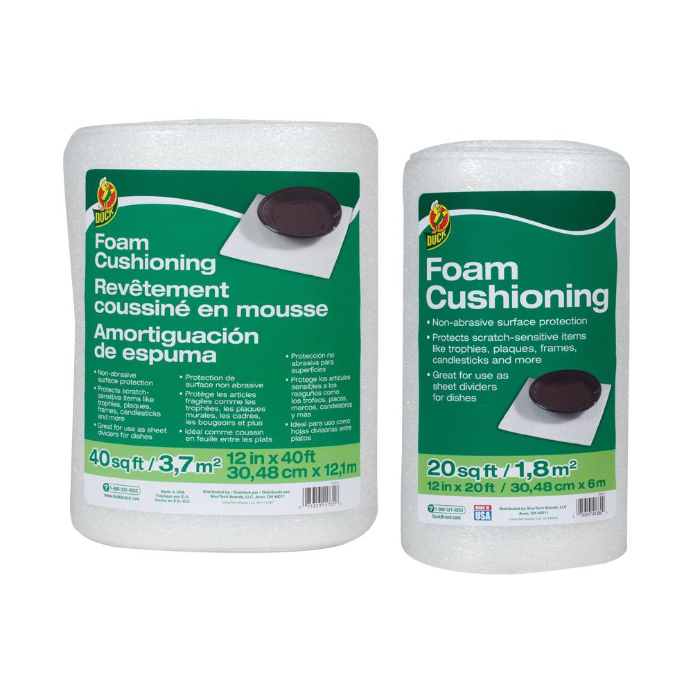 Duck® Foam Cushioning
