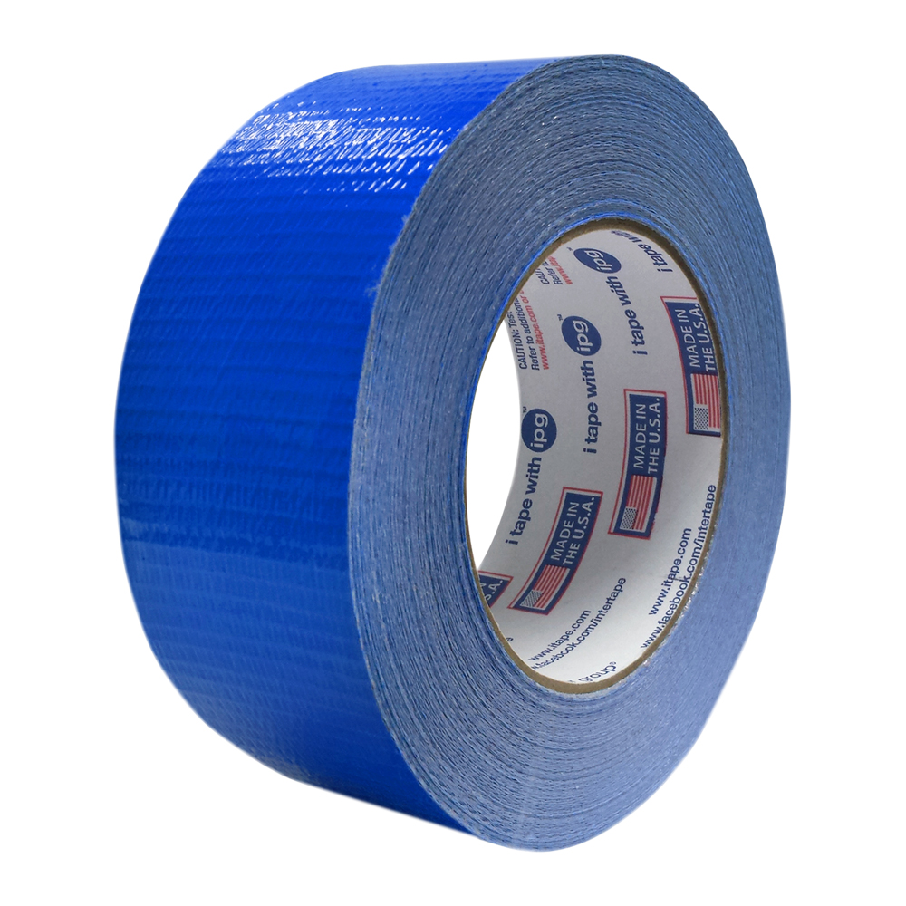 48mm x 54.8m All-Purpose Duct Tape- Blue