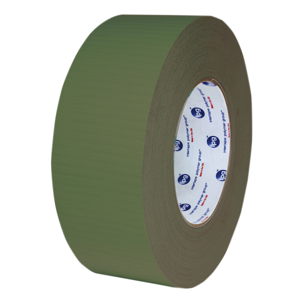 48mm x 54.8m All-Purpose Duct Tape- Olive
