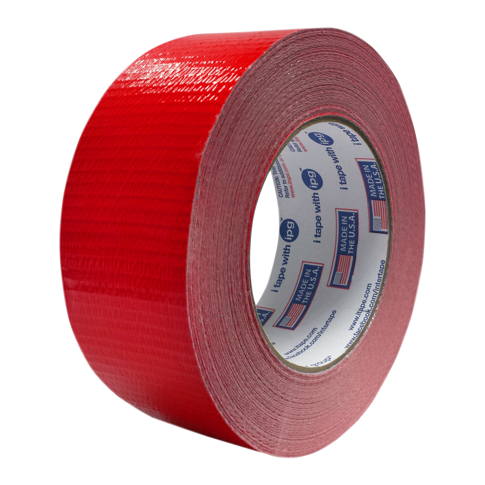 48mm x 54.8m All-Purpose Duct Tape- Red