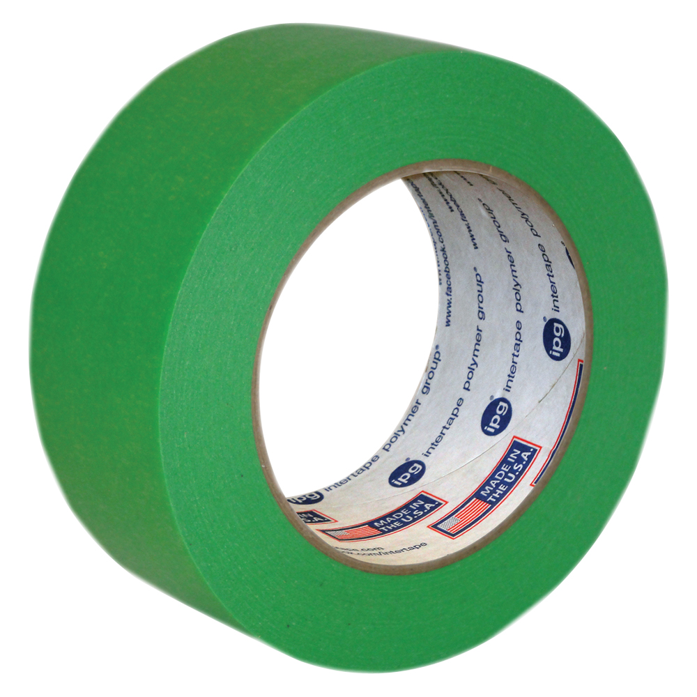 24mm x 54.8m Masking Tape- Light Green