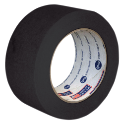 24mm x 54.8m Masking Tape- Black