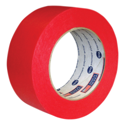 24mm x 54.8m Masking Tape- Red