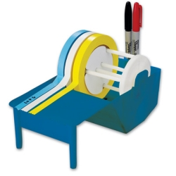 Write-On™ Label Tape Dispenser - Benchtop