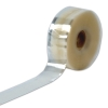 Clear Rectangular Silicone Tape
