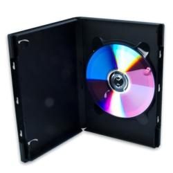 Amaray® II Single CD/DVD Cases