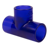 """1/2"""" Socket Low Extractable PVC Tee"""