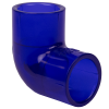 "1/2"" Socket Low Extractable PVC 90° Elbow"