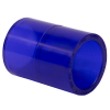 "1-1/4"" Socket Low Extractable PVC Coupling"