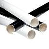 Black & White PVC Furniture Pipe