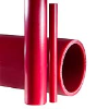 "1/2"" Coretec® Red Kynar® PVDF Schedule 80 Pipe"