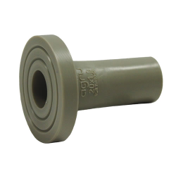 PP-Pure® Pigmented Polypropylene Stub End Flange Adapters