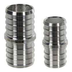 Stainless Steel PEX Couplings