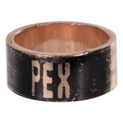 """1/2"""" PEX Copper Crimp Ring"""