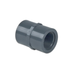 Schedule 80 Value PVC Threaded Couplings